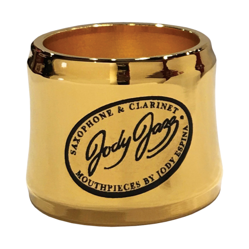JodyJazz PowerRing GoldPlated For Soprano